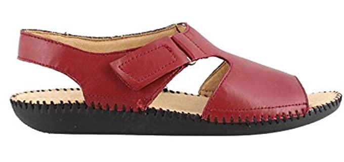 Naturalizer Women's Scout - Flat Sandal