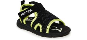 Nautica Men's Sports - Toddler Sports Sandal