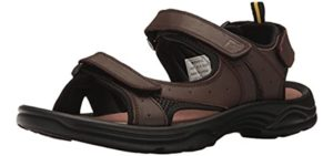 Propet Men's Daytona - Sandal for Metatarsalgia