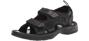 Propet Men's Casual - Sandals for Heel Spurs