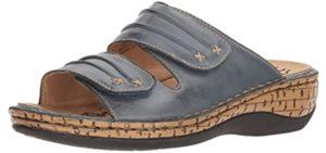 Propet Women's June - Fashionable Slide Sandals
