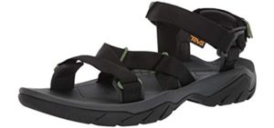 Teva Men's Tirra - Sports Sandal for plantar Fasciitis