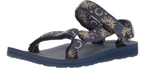 Teva Women's Original - Sports Sandal for Heel Spurs