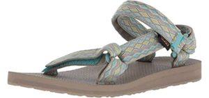 Teva Women's Universal - sandals for Hallux Rigidus