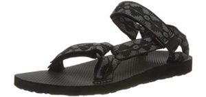 Teva Men's Original - Sports Sandal for Big feet