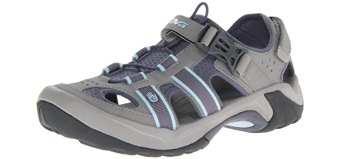 Teva Women's Omnium - Closed Toe Fisherman Sandal