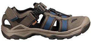 Teva Men's Omnium - Hip Pain Sports Sandals