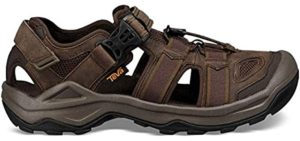 Teva Men's Omnium - Sports Sandal for Arthritic Feet