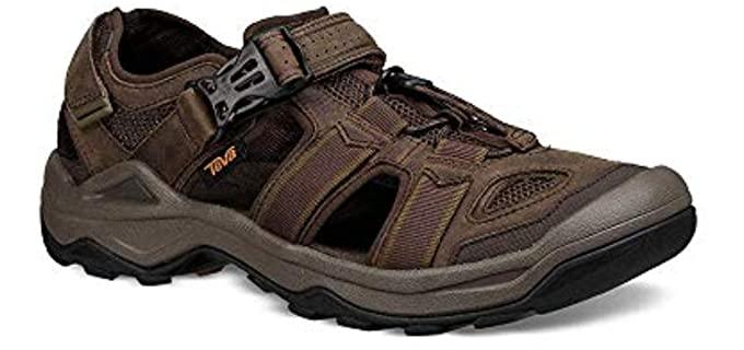 Teva Leather Sandals