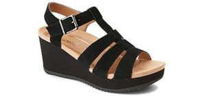 Vionic Women's Tawny - Hip Pain Dress Sandal