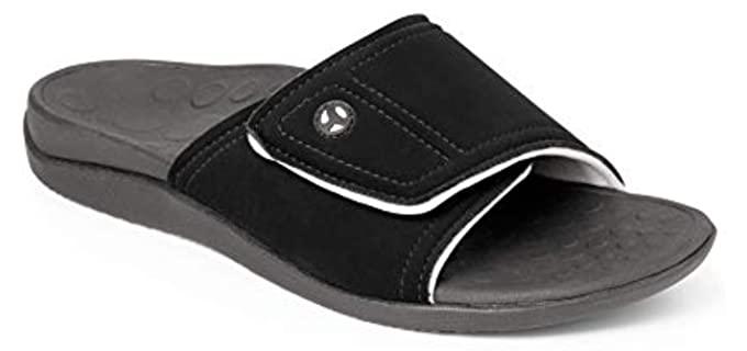 Vionic Men's Kiwi - Unisex Slides