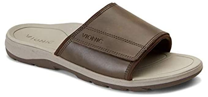 Vionic Men's Canoe Stanley - Slides