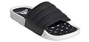 Adidas Men's Boost - Comfortable Slide Sandal