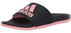 Adidas Women's Adilette Comfort - Slide Sandals