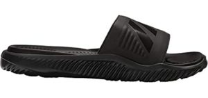 Adidas Men's Alphabounce - Slide Sandals