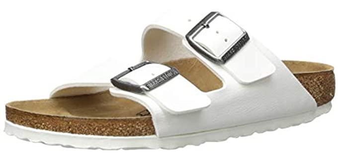 Skechers Women's Arizona - Slide Sandals for Nurses