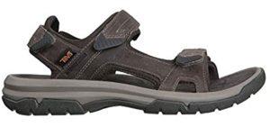 Teva Men's Langdon - Sporty Sandal for Teachers