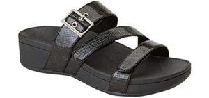 Vionic Women's Rio - Summer Slide Sandals