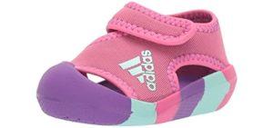 Adidas Girls's AltaVenture - Baby Sandals