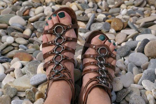 Everything Good Comes in Pairs, and So Does Sandals