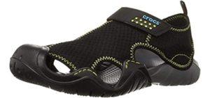 Crocs Men's Swiftwater - Mesh Hiking Sandal