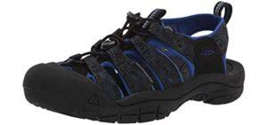 Keen Men's Newport H2 - Sandals for Swollen Feet