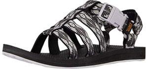 Teva Women's Original Dorado - Wide Feet Water Friendly Sandal
