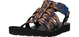 Teva Men's Original Dorado - Water Friendly Sandal