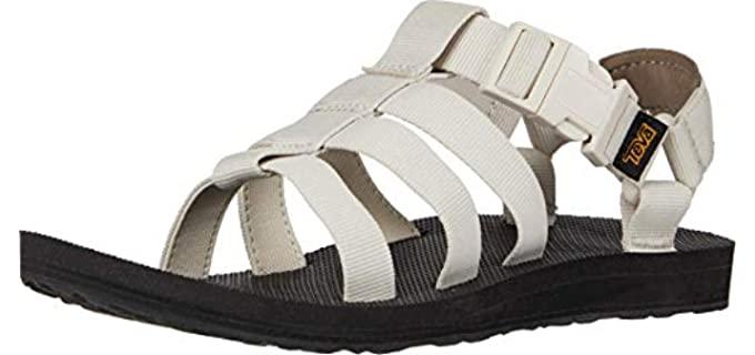 Teva Women's Original Dorado - Bunions Water Friendly Sandal