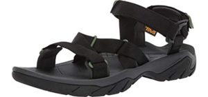 Teva Men's Terra Fi 5 - Water Friendly Sandal for Hiking