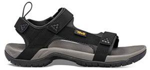 Teva Men's Meacham - Sandals for Plantar Fasciitis