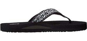 Teva Women's Mush - Flip Flops for Walking Long Distances