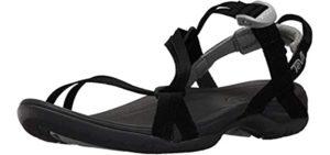 Teva Women's Sirra - Outdoor Sandal for Wide Feet