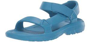 Teva Boys's Hurricane Drif - Water Sandal for Litlle Kids