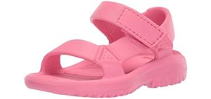 Teva Girls's Hurricane Drift - Water Sandal for Litlle Kids