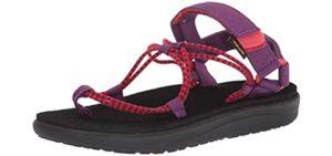 Teva Girls's Voya Infinity - Sandal for Kids