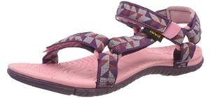 Teva Girls's Hurricane 3 - Original Design Sandal for Kids