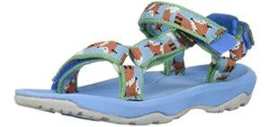 Teva Boy's Hurricane XLT 2 - Adjustable Sandals