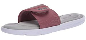 Under Armour Women's Ignite - Comfortable Backpacking Sandal