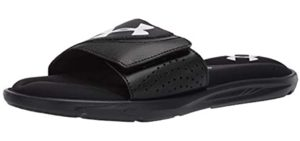 Under Armour Men's Ignite - Memory Foam Slide Sandal