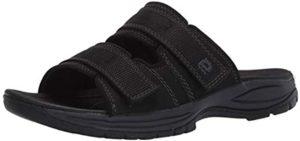 Dunham Men's Newport - Sandals for Swollen Feet