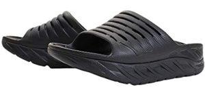 Hoka One Women's Ora - Runners Recovery Slide Sandal