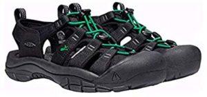 Keen Men's Newport H2 - Sports Sandals for Extensor Tendinitis