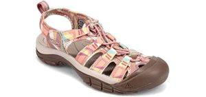 Keen Women's Newport H2 - Sandals for Hammer Toes