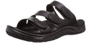 MBT Men's Lamu - Rocker Sole Extensor Tendinitis Sandal