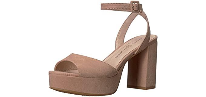 Chinese Laundry Women's Theresa - Block Heel Sandals