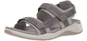 ECCO Women's X-Trinsic - Comfortable Driving Sandal