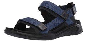 ECCO Men's X-Trinsic - Comfortable Driving Sandal