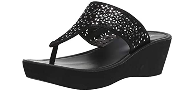 Kenneth Cole Women's Reaction - T-Strap Sandals