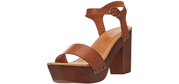 Madden Girl Women's Lifft - Block Heel Sandals